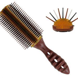Деревянная расческа термобрашинг vent brush