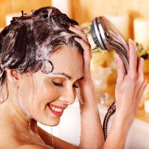 Домашние маки для волос