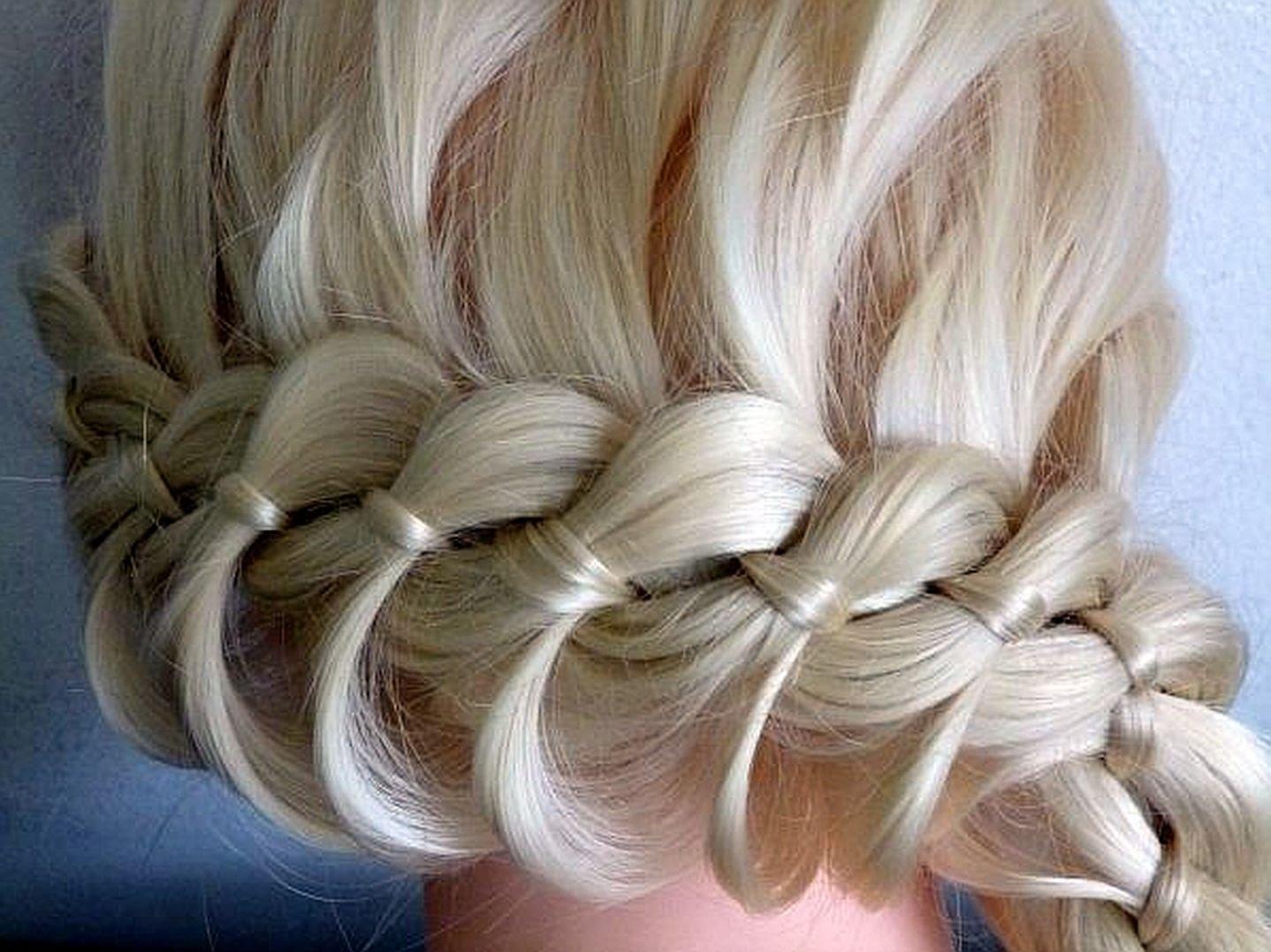 Плетение косичек для девочек пошагово на короткие волосы