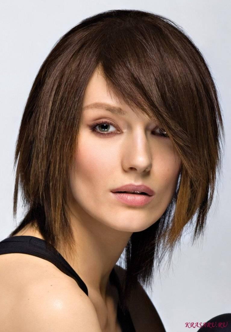 Стрижки для тонких и редких волос ТОП5 женских причесок