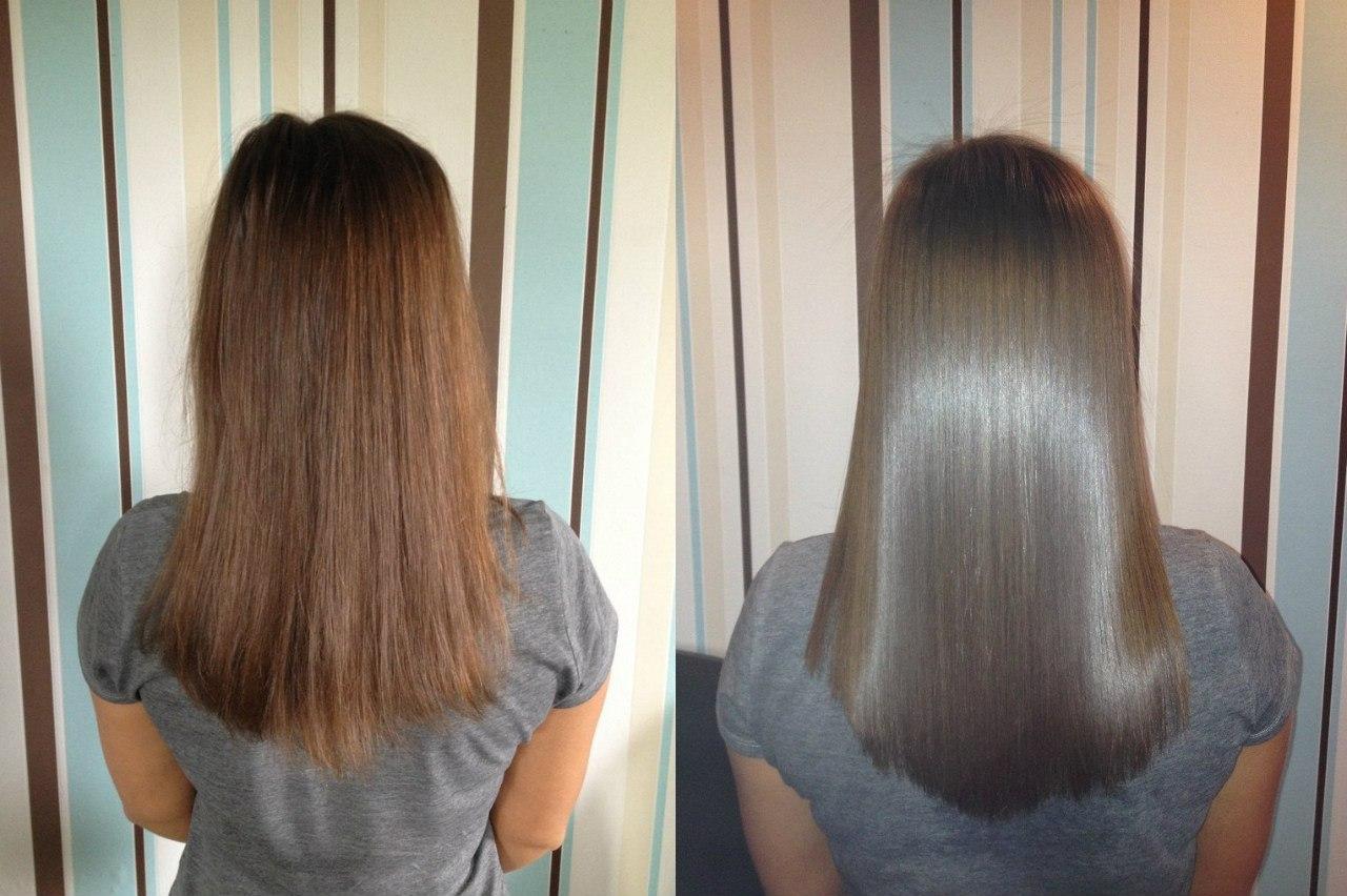 Ботокс для волос эстель видео процедуры