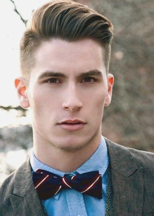 Волосы на бок у мужчин