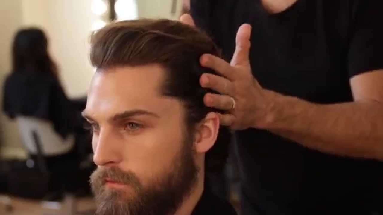 что применяют для укладки мужских волос
