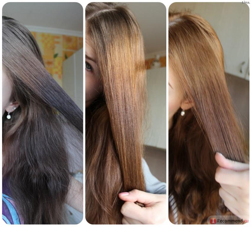 обязательно ли красить волосы после смывки капус