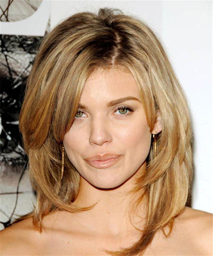 Женские причёски для средних волос фото 50 лет фото