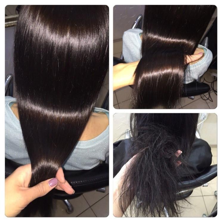 Ботокс для волос инструкция иноар