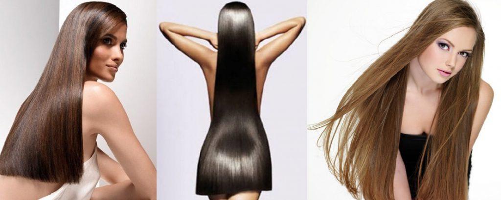 Ламинированые волосы