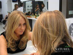 Тонировать волосы после осветления