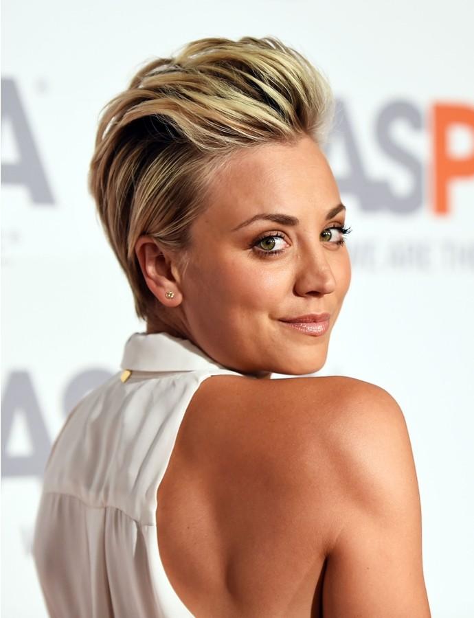 Короткие, стильные женские стрижки