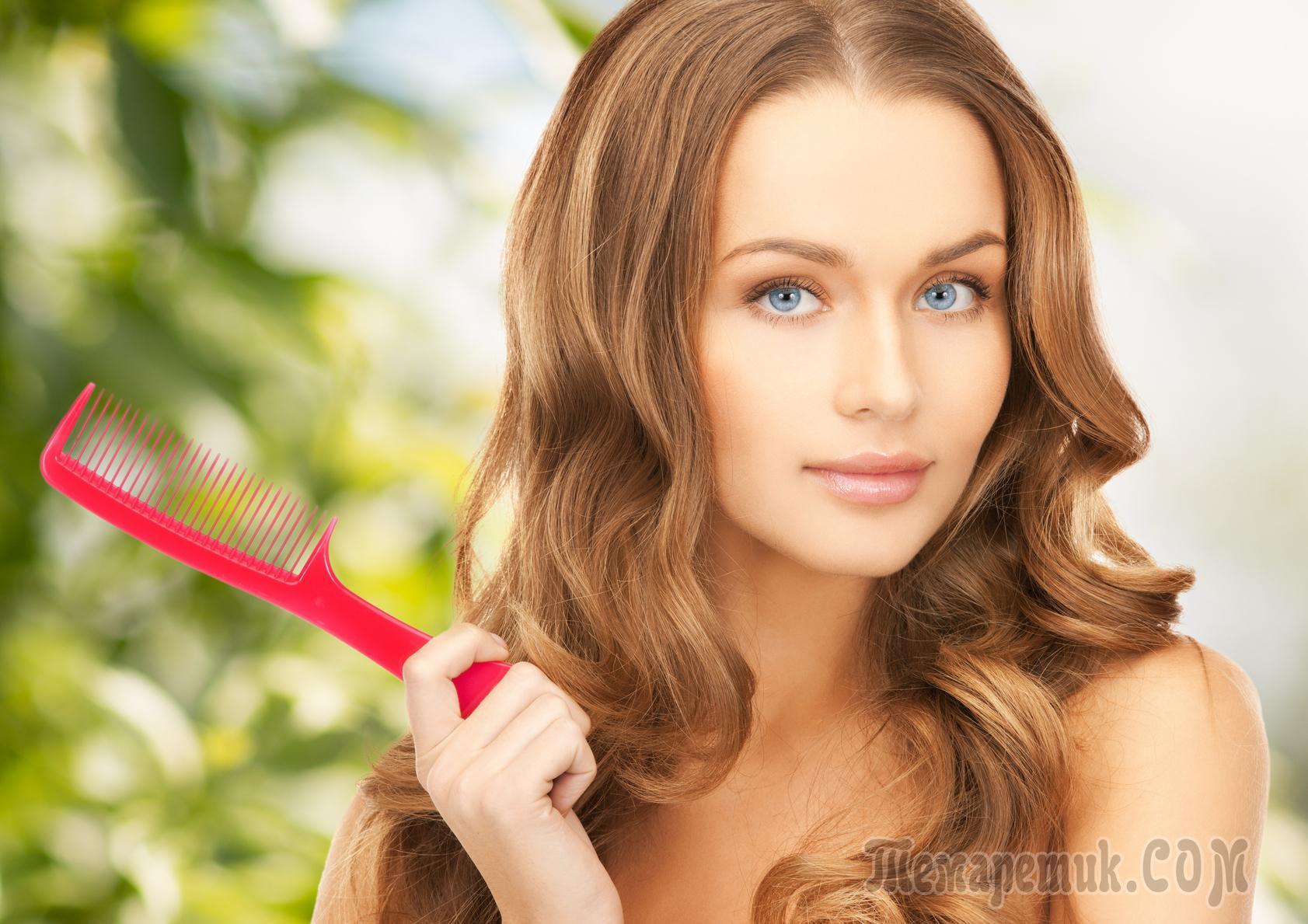 Почему выпадают волосы на голове у девушек