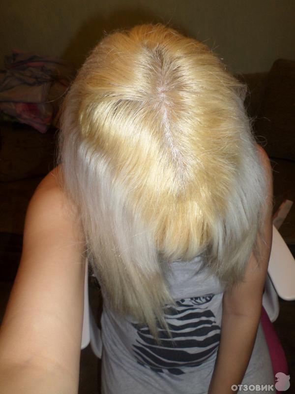 Осветлители для волос