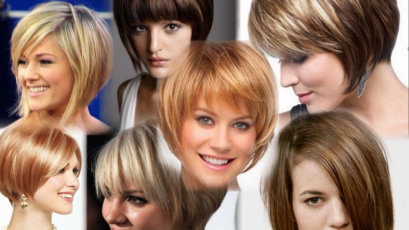 Причёски на боб каре на каждый день фото