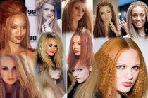 Гафрешка для волос прически фото