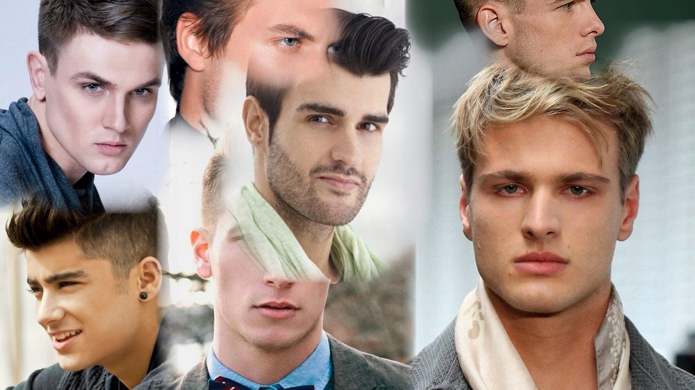 Фото и название всех причесок мужских