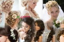 Свадебные и вечерние прически фото