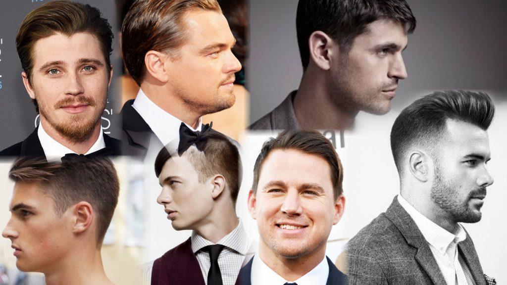 Современные мужские стрижки фото