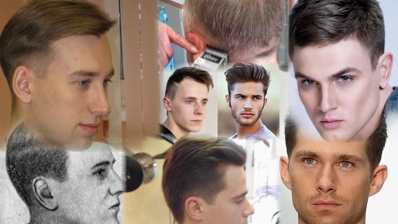 Мужские стрижки в домашних условиях с фото