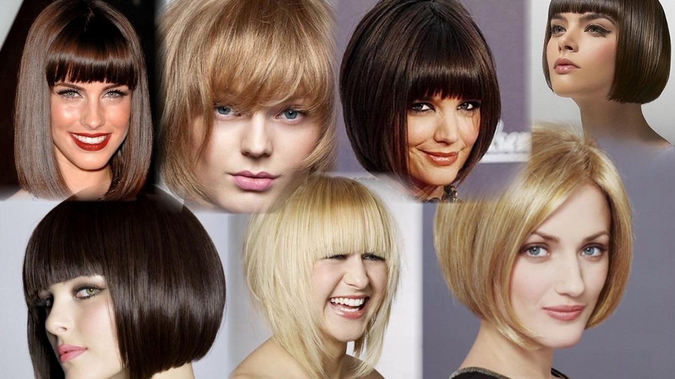 Какие причёски боб фото