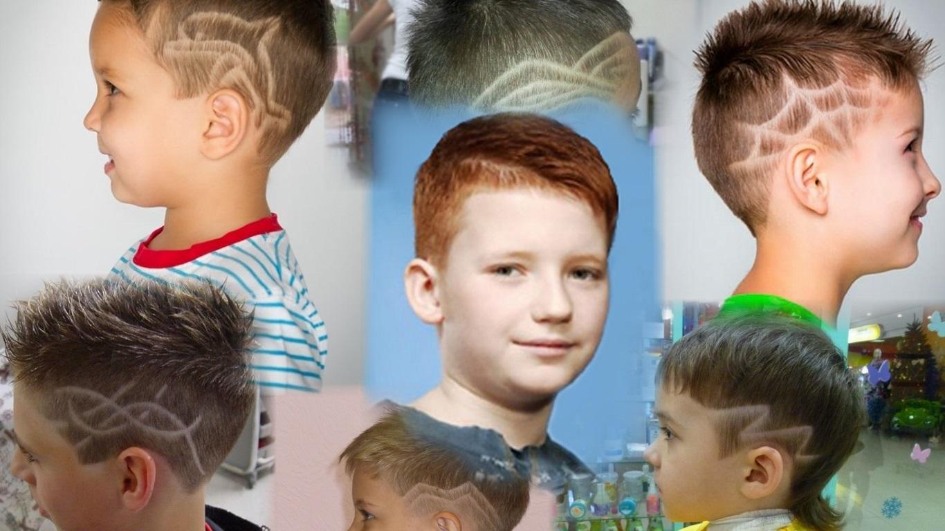 прически детские для мальчиков аминокислотной