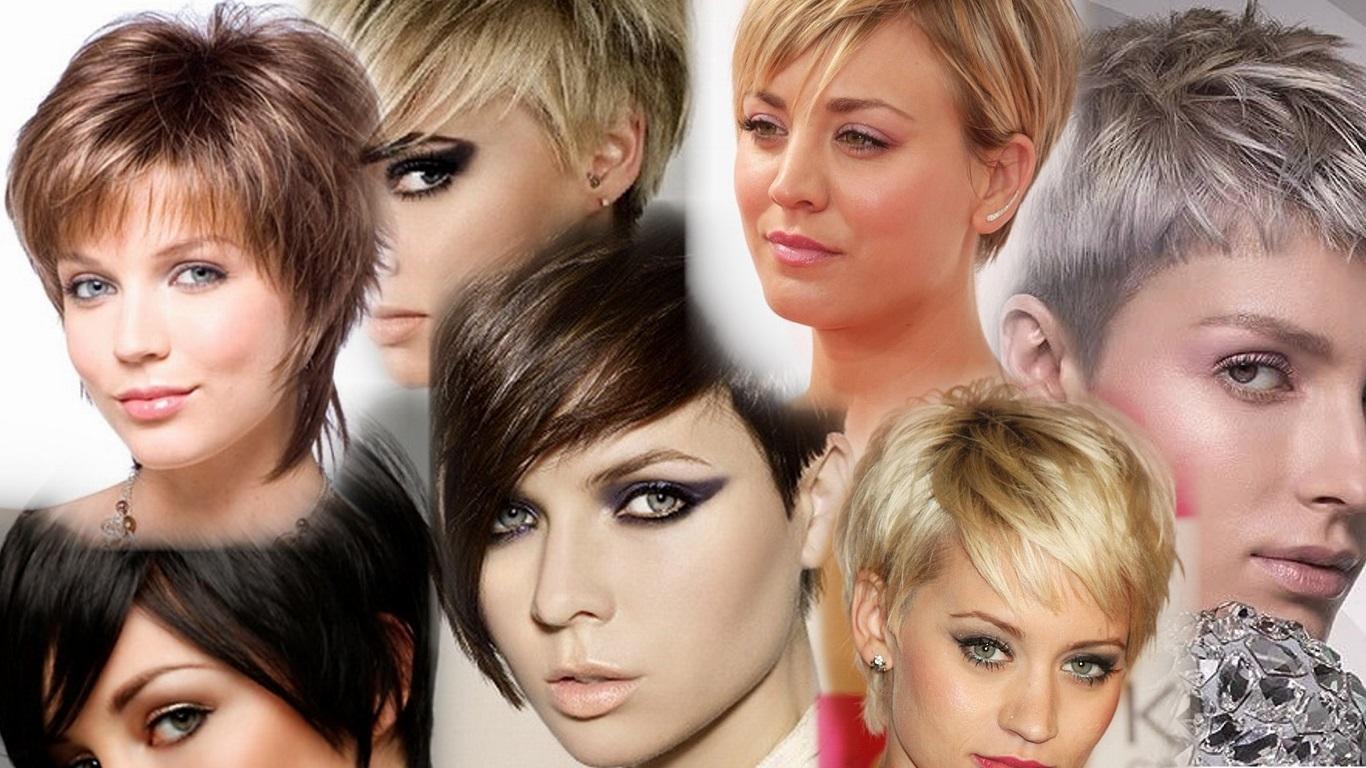 Ассиметричные стрижки 2019 на короткие волосы