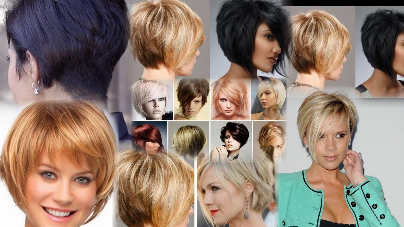 стрижки каре и боб стильные прически для средних волос