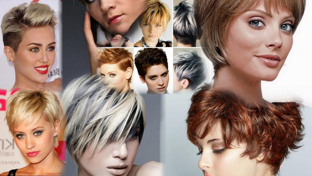 Прически с мелированием на короткие волосы