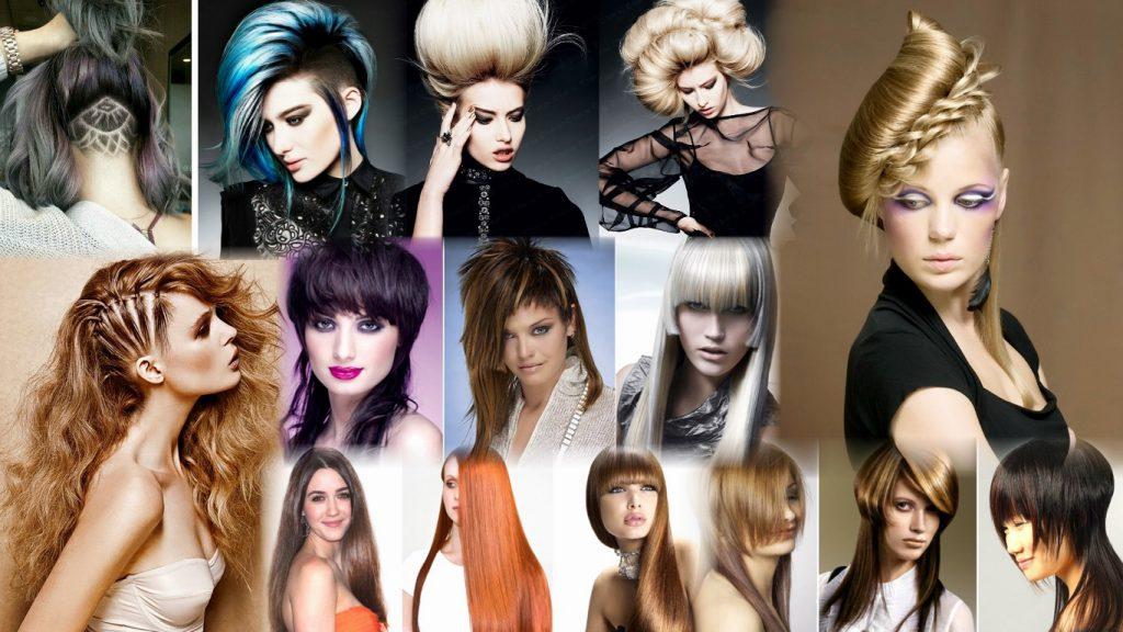 Креативные прически на длинные волосы фото