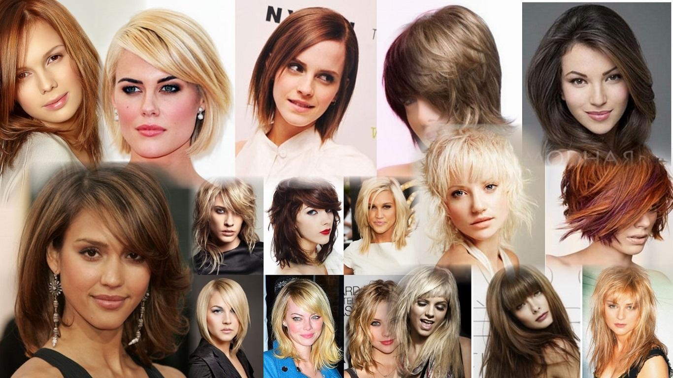 Многослойная стрижка на короткие волосы фото