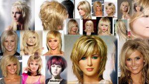 Прическа аврора на средние волосы фото