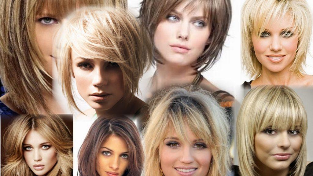 Прическа лесенка на короткие волосы фото