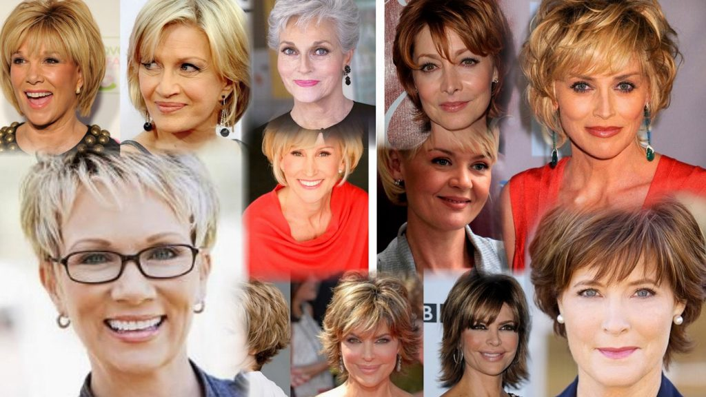 Прически на короткие волосы для женщин фото