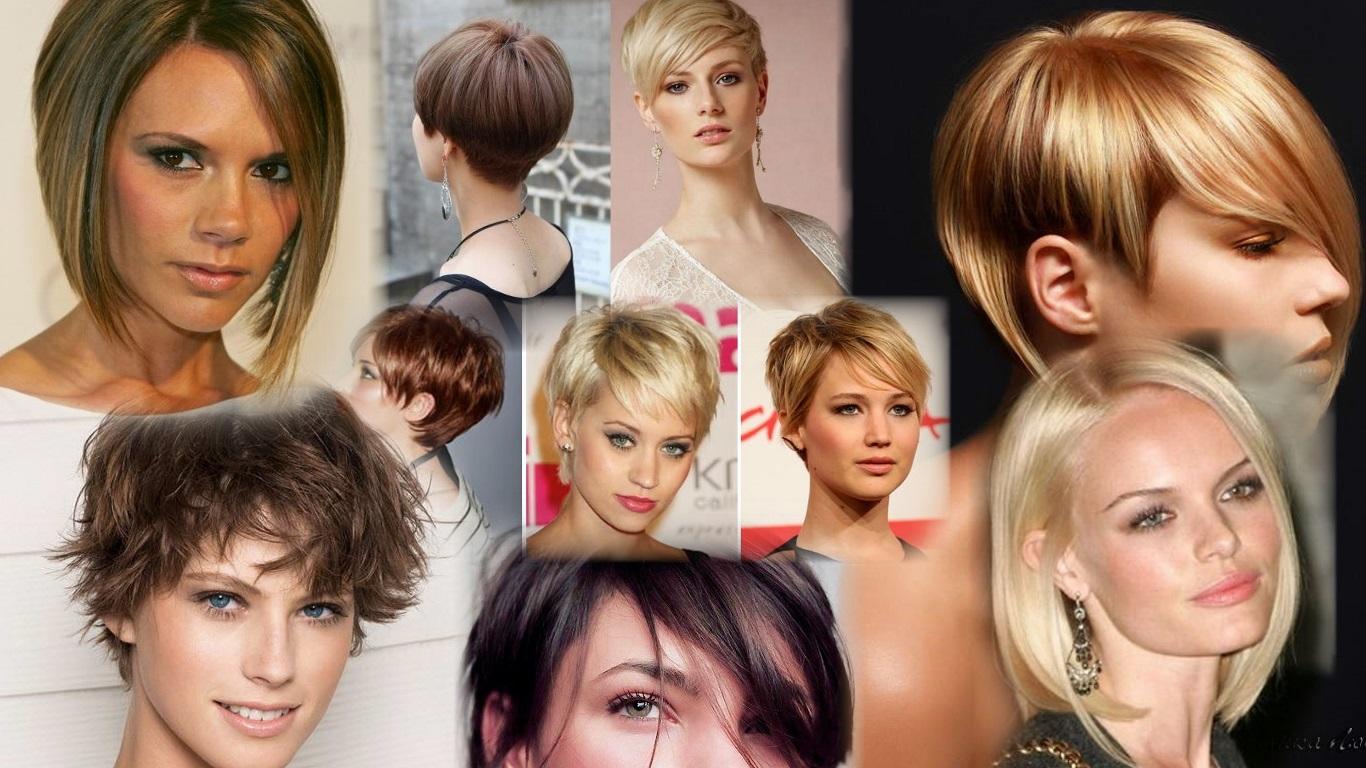 Какие лучше прически на тонкие волосы