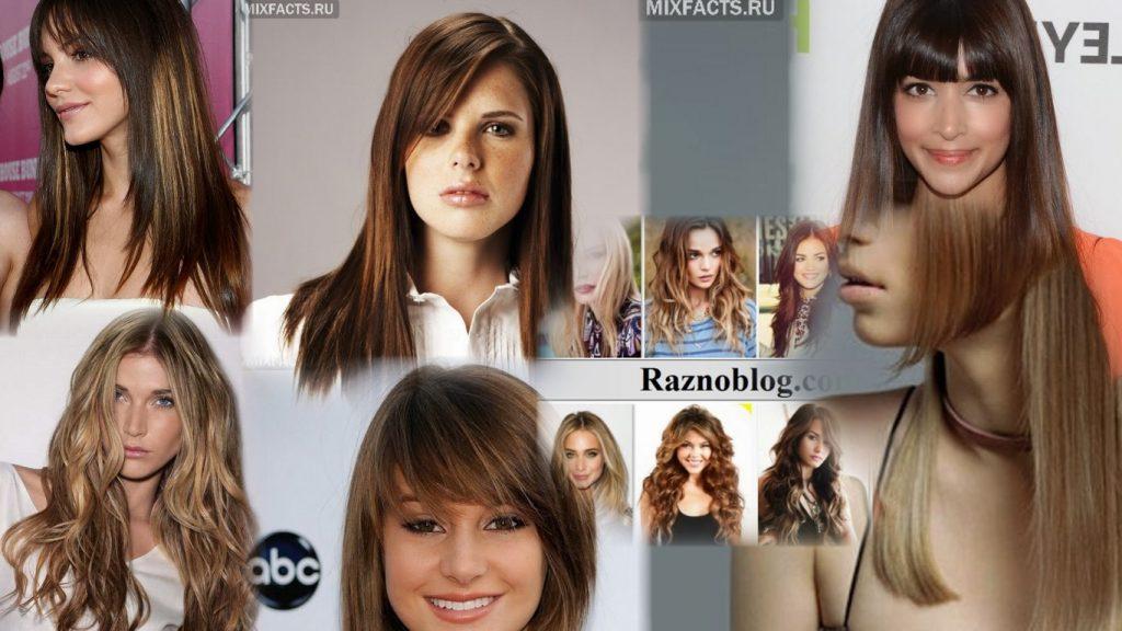 Прически стрижки на длинные волосы фото
