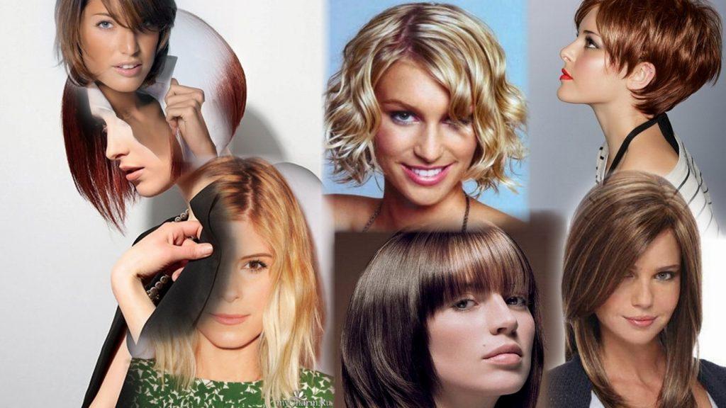 Современные прически на короткие волосы фото