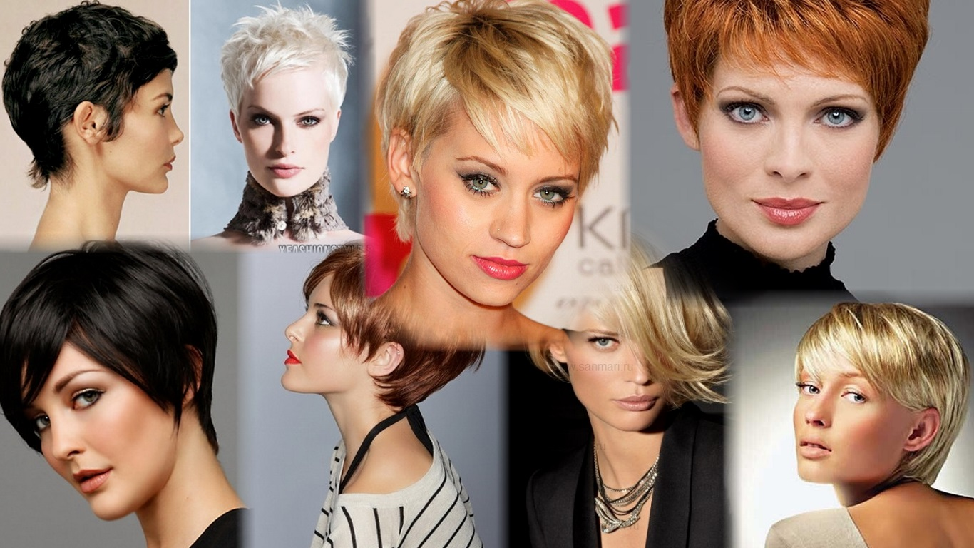 стрижки женские фотогаллерея прически