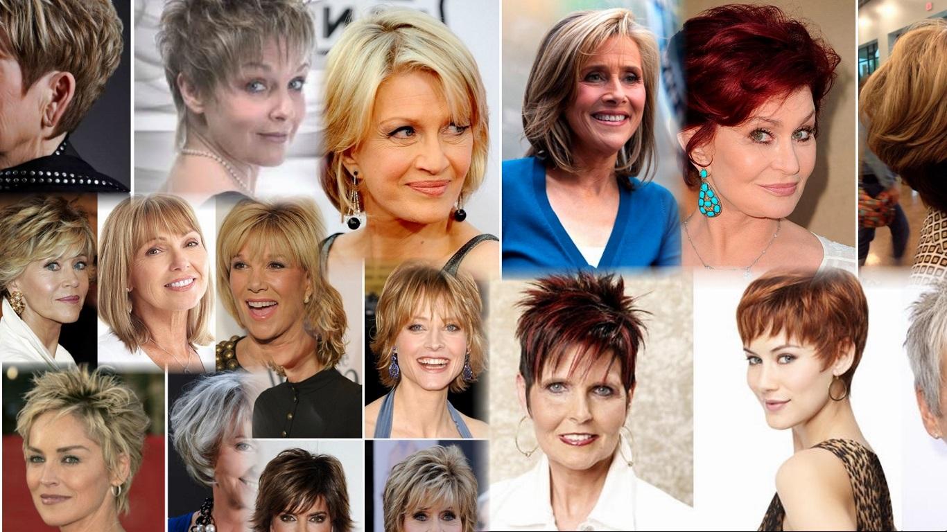 Современные причёски для женщин за