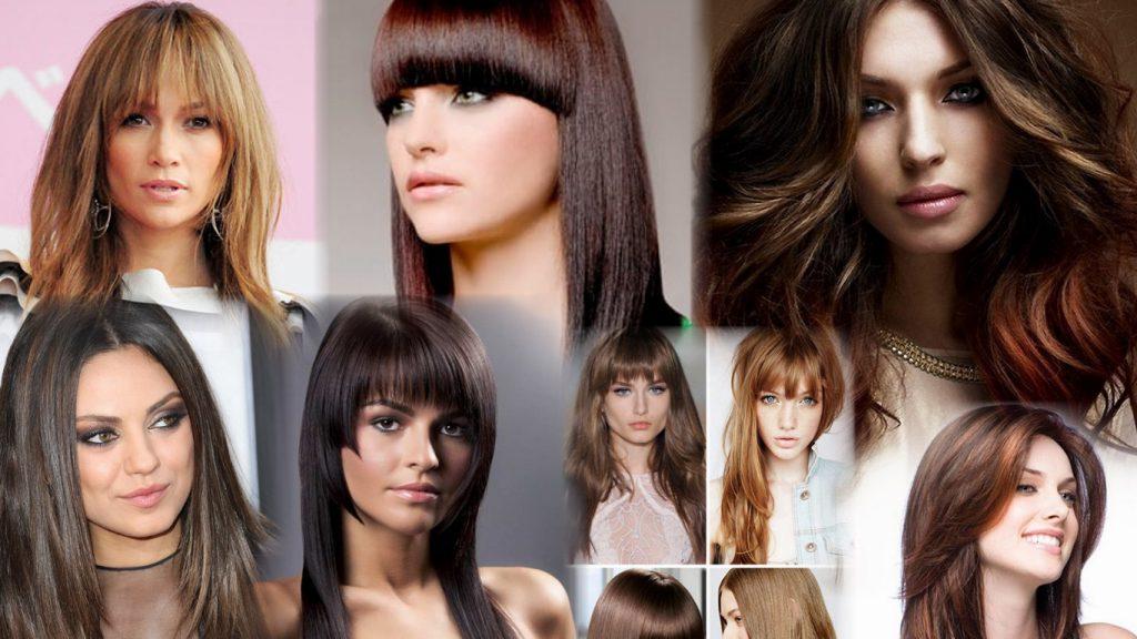 Стильные стрижки на длинные волосы фото