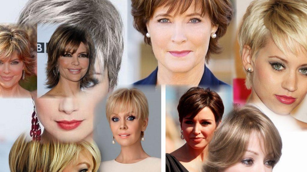 Фото стрижек на короткие волосы для женщин