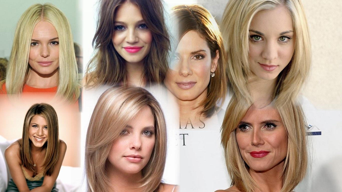 Стрижки на средние волосы для объема перевоплощение без потери длины