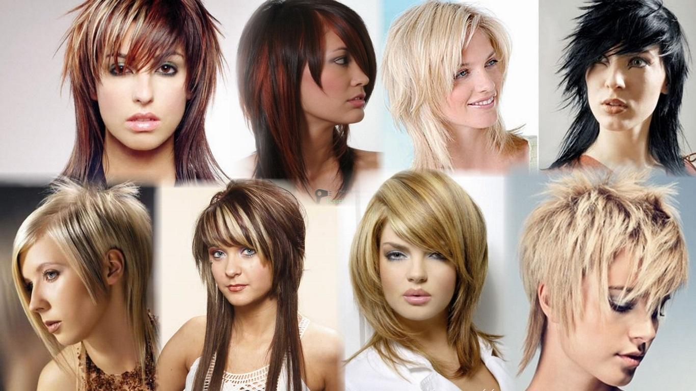 Прически на средние волосы рапсодия 90
