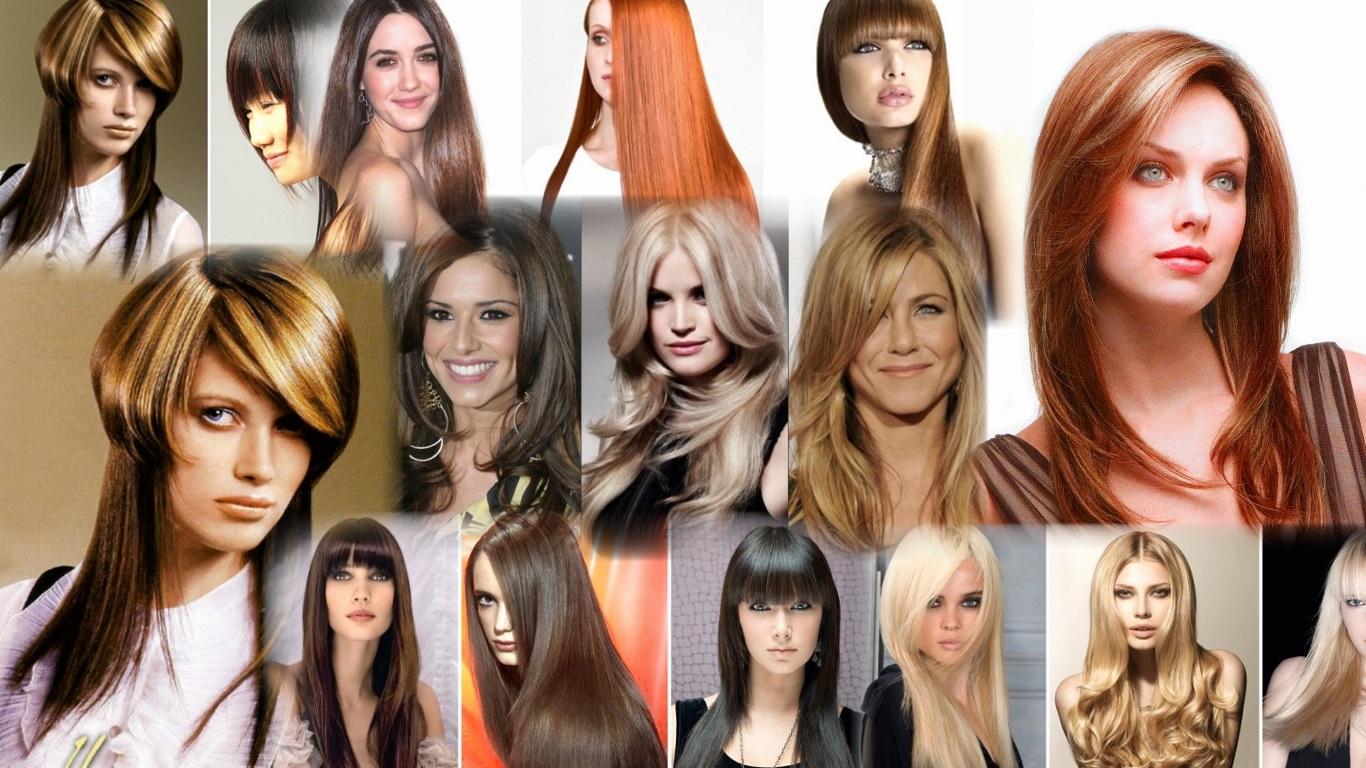Модные женские прически для длинных волос фото