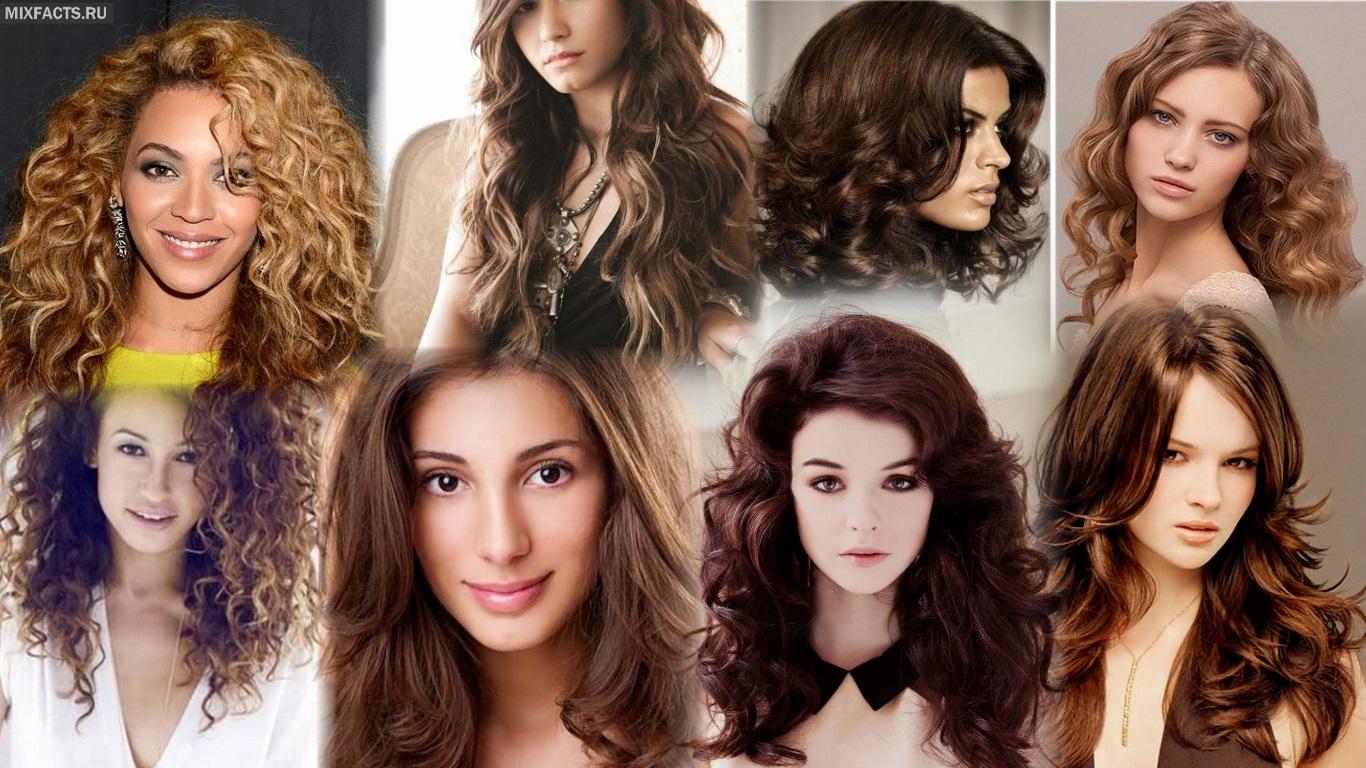 Глобина (фото) стрижки на длинные волнистые волосы онлайн игры для