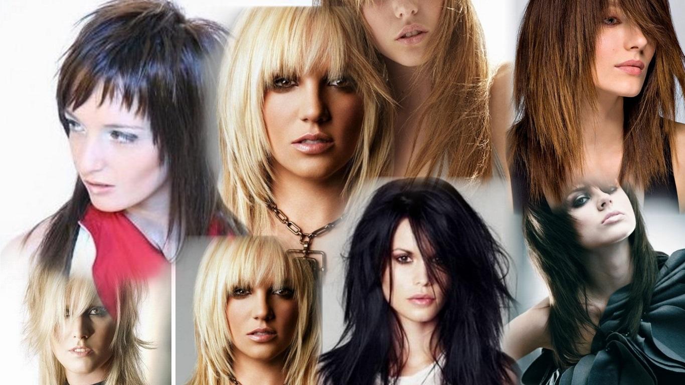 Причёска рванка на длинные волосы 28