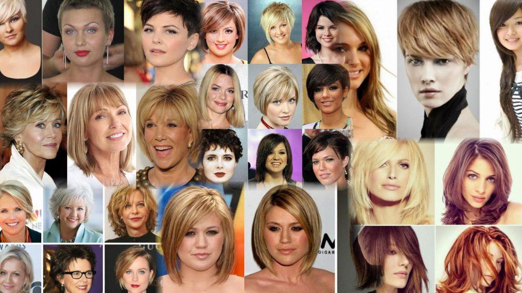 Стрижки для женщин с круглым лицом фото