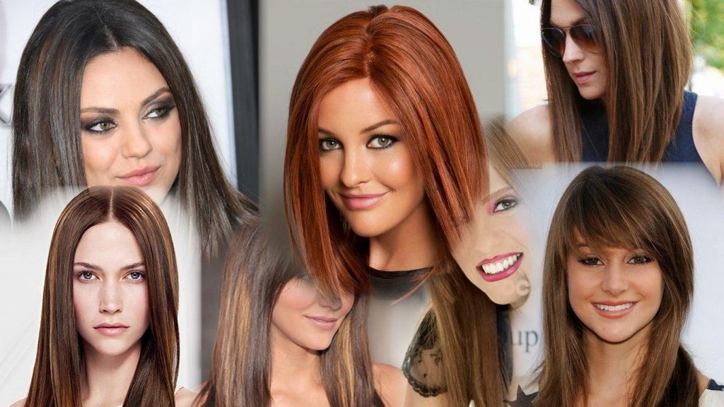 Стрижки из длинных волос фото