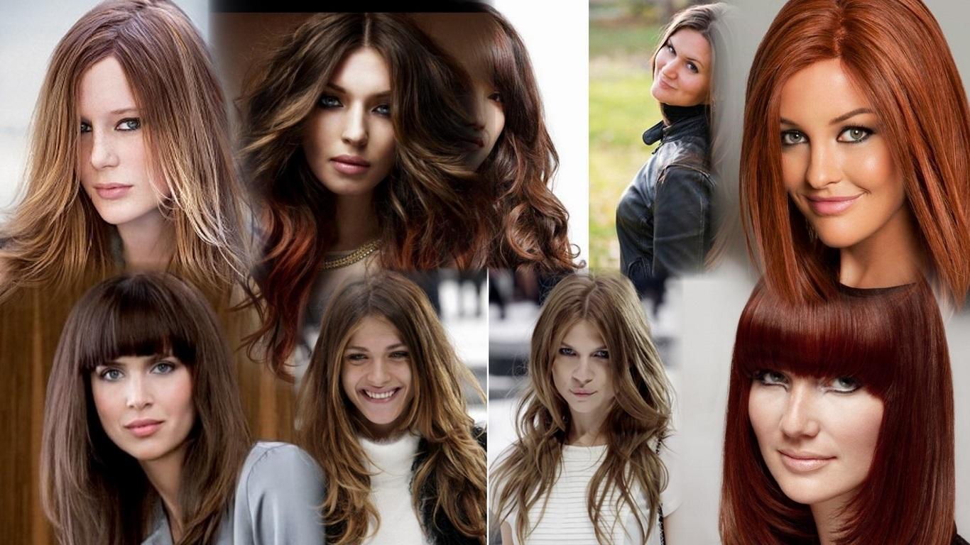 Причёска стрижка на длинные волосы фото