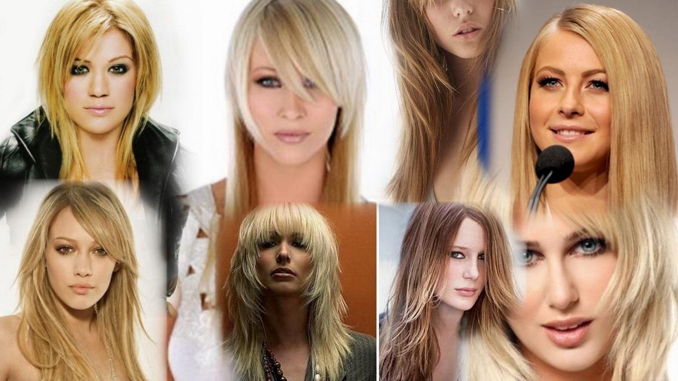 Прическа длинные редкие волосы