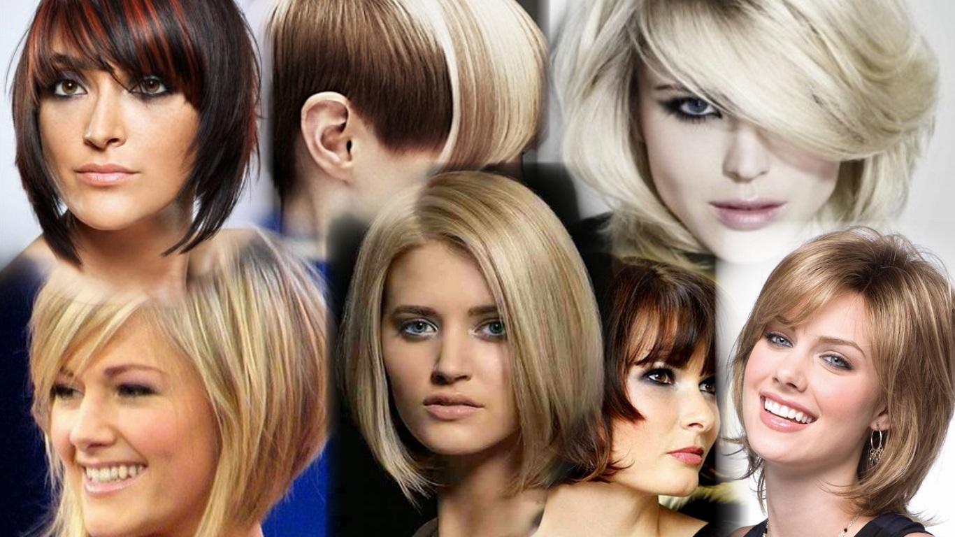 Каре выбрать свою причёску