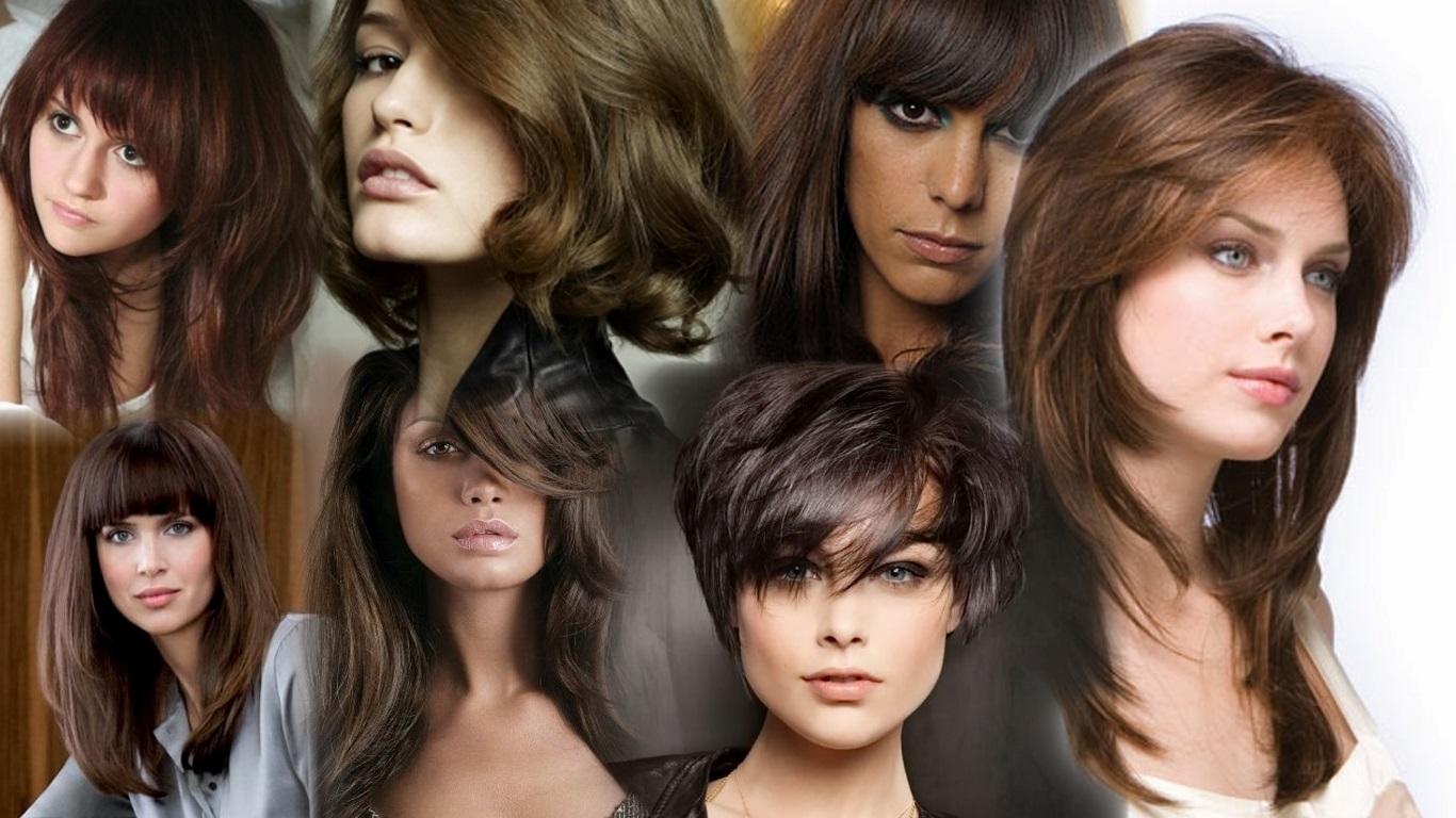 Стрижки и прически для очень густых волос
