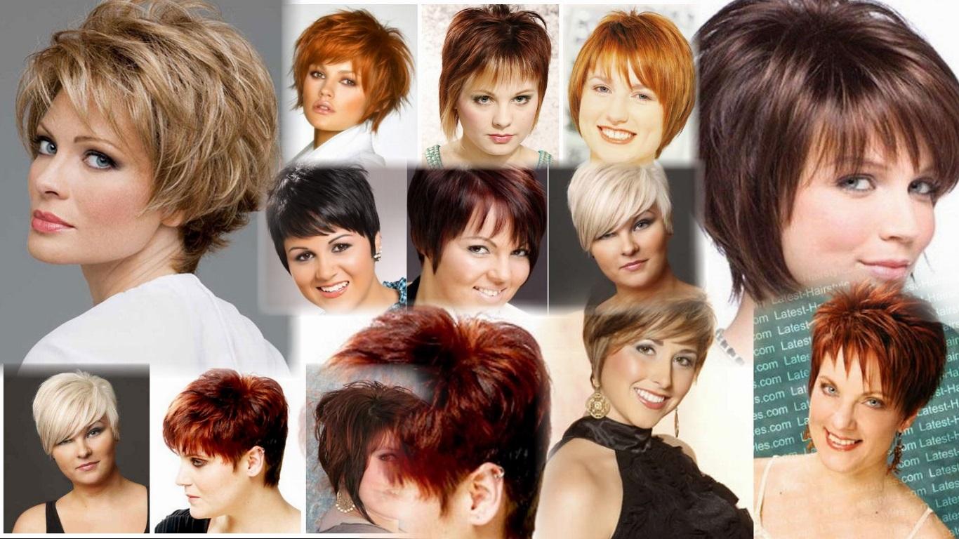 Креативные стрижки 2018 года женские на короткие волосы